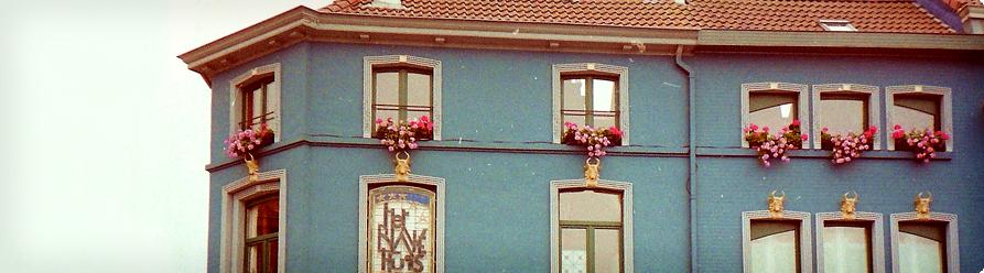 Het kleinste fabriekje van Gent